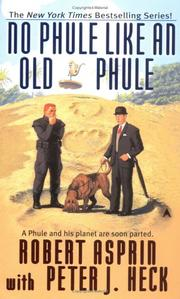 Cover of: No Phule like an old Phule