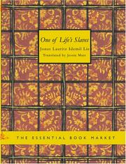 Cover of: One of Life's Slaves (Large Print Edition) | Jonas Lauritz Idemil Lie