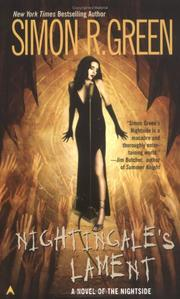 Cover of: Nightingale's lament