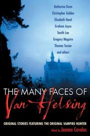 Cover of: The many faces of Van Helsing |