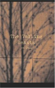 Cover of: The Talking Beasts | Various