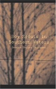 Cover of: Boy Scouts in Southern Waters