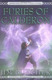 Cover of: Furies of Calderon