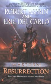 Cover of: Wartorn: resurrection