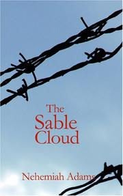 Cover of: The Sable Cloud