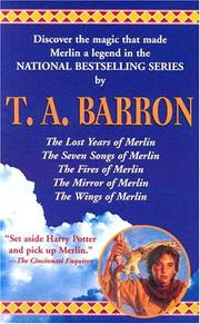 Cover of: T.A. Barron Box Set