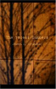 Cover of: The Forest Runners