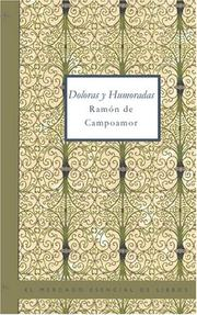 Cover of: Doloras y Humaradas