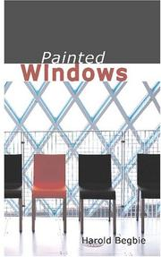 Cover of: Painted windows