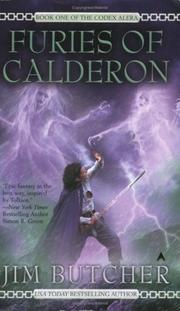 Cover of: Furies of Calderon (Codex Alera # 1)