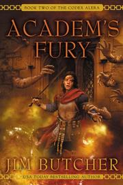 Cover of: Academ's fury