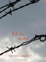 Cover of: El ex voto