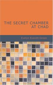 Cover of: The Secret Chamber at Chad: a tale