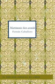 Cover of: Matrimonio Bien Avenido