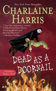 Cover of: Dead as a Doornail (Southern Vampire Mysteries, Book 5)
