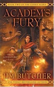 Cover of: Academ's Fury (Codex Alera)