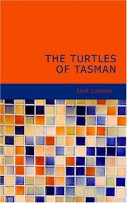 Cover of: The Turtles of Tasman