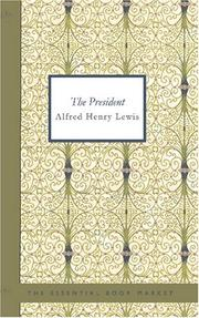 Cover of: The President