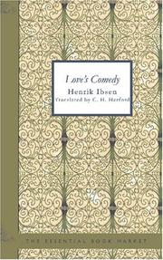 Cover of: Love's Comedy