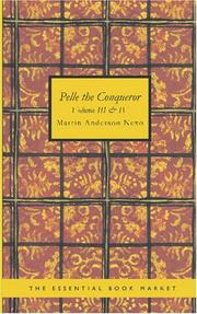 Cover of: Pelle the Conqueror Volume 3 & 4