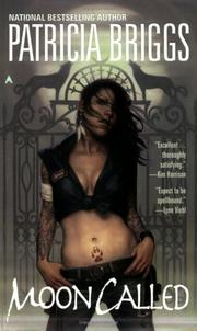 Cover of: Moon Called (Mercy Thompson Series, Book 1)