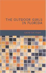 Cover of: The Outdoor Girls in Florida | Laura Lee Hope