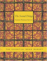 Cover of: The Second Deluge