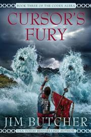 Cover of: Cursor's Fury (Codex Alera)
