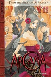Cover of: Arcana Volume 7 | So-young Lee
