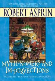 Cover of: Myth-Nomers and Im-pervections (Myth Series)