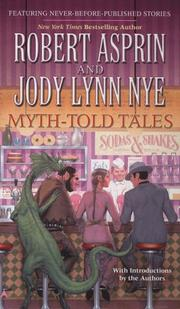 Cover of: Myth-told tales