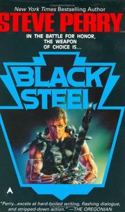 Cover of: Black Steel