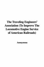 Cover of: The Traveling Engineers