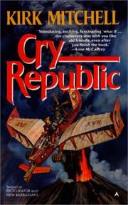 Cover of: Cry republic