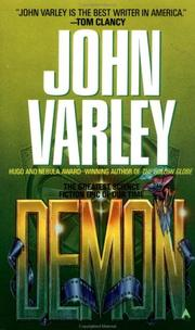 Cover of: Demon | John Varley