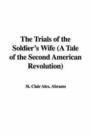 Cover of: The Trials of the Soldier