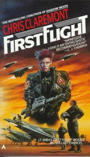 Cover of: First Flight