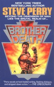 Cover of: Brother Death