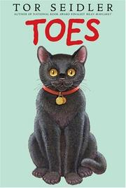 Cover of: Toes | Tor Seidler