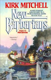 Cover of: The New Barbarians