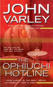 Cover of: Ophiuchi Hotline