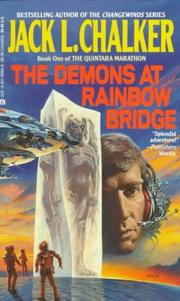 Cover of: The Quintara Marathon 1: The Demons at Rainbow Bridge (The Quintara Marathon, Book I)