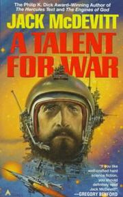 Cover of: A Talent for War