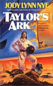 Cover of: Taylor's Ark
