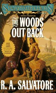 Cover of: The Woods out Back (Spearwielder