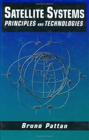 Cover of: Satellite systems