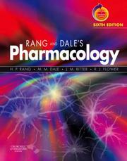 Cover of: Rang & Dale's Pharmacology | Humphrey P. Rang, Maureen M. Dale, James M. Ritter, Rod Flower