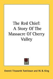 Cover of: The Red Chief | Everett Titsworth Tomlinson