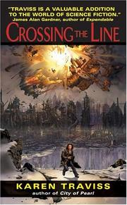 Cover of: Crossing the line