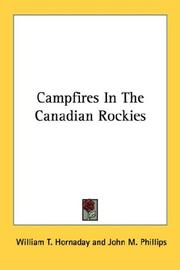 Cover of: Campfires In The Canadian Rockies